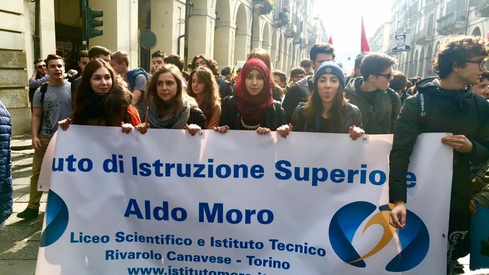 IIS Moro e Libera contro le mafie