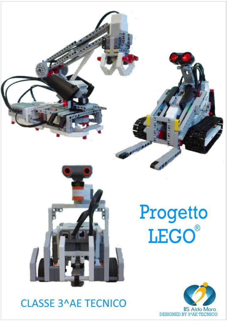 Progetto LEGO