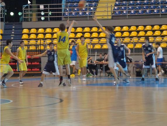Basket al Moro