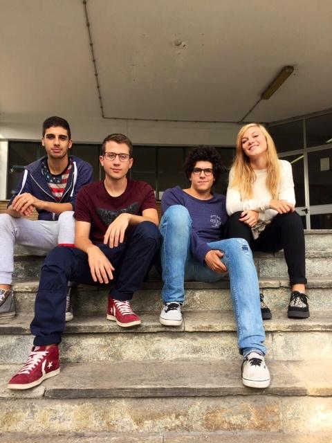 I rappresentanti d'Istituto per l'anno scolastico 2014-2015 sono stati: Michele Depalma, Francesco Ferro, Manuel Palmieri e Giorgia Taramino