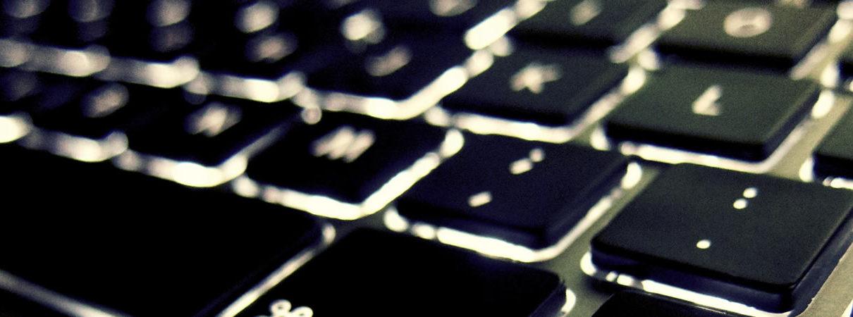 Immagine tastiera PC
