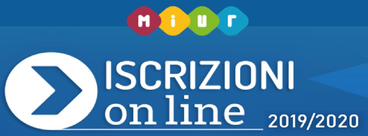 Logo MIUR iscrizioni on line
