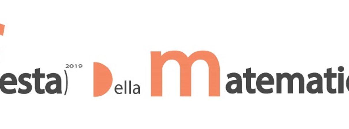 LogoFestaDellaMatematica2019