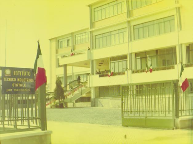 Ampliamento dell'Istituto Moro - Sezione Tecnica