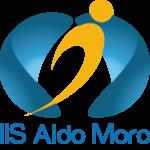 """Il logo disegnato dall'ex allievo Angelo Tricarico nel maggio del 2014. Le due semisfere rappresentano le due Sezioni dell'Istituto che proteggono e proiettano verso il futuro la """"i"""" di istituto stilizzata che ricorda una persona."""