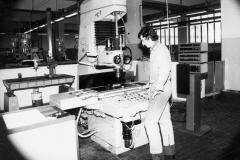 Lab. macchine utensili – 1974