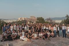 Atene, Sezione Scientifica 5A, 5G e 5I